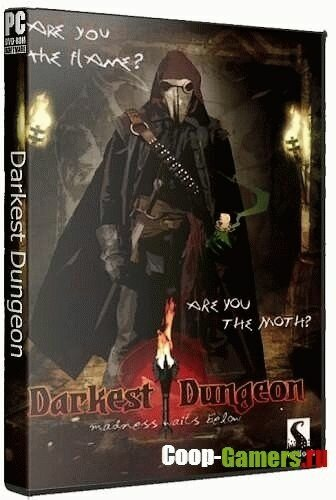 Darkest Dungeon: Трейнер/Trainer (+6) [Build 24149] {MrAntiFun}