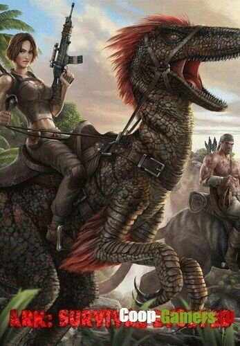 ARK: Survival Evolved: Трейнер/Trainer (+11) [238.3] {MrAntiFun}