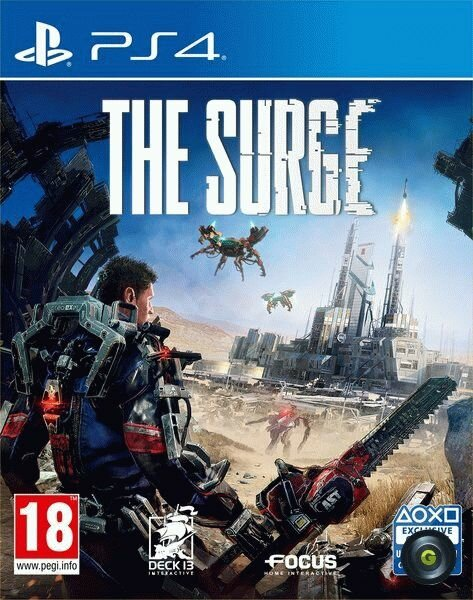 [PS4][NFO] The Surge (OFW 4.55) (2017) [ENG] [Pkg by DUPLEX]